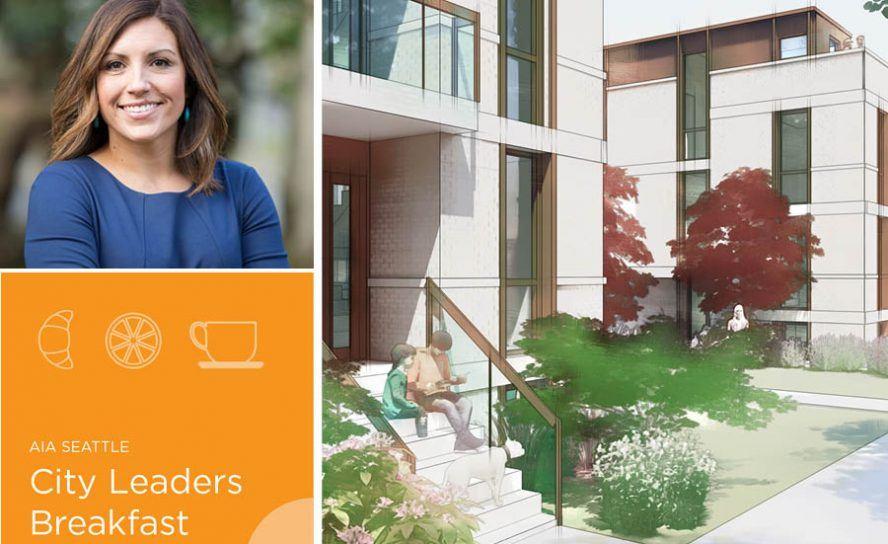 City Leaders Breakfast Series with Seattle City Councilmember Teresa Mosqueda