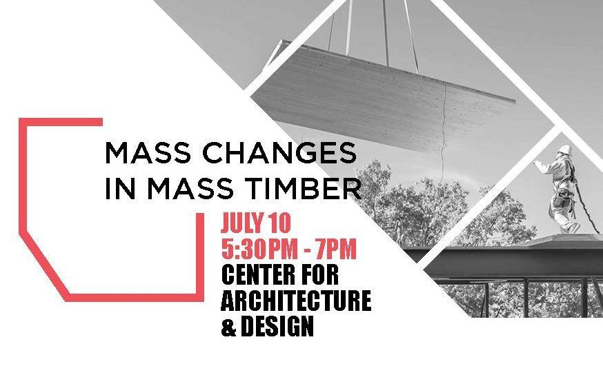 Mass Changes in Mass Timber policies