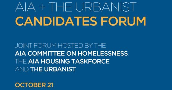 AIA Seattle Candidate Forum