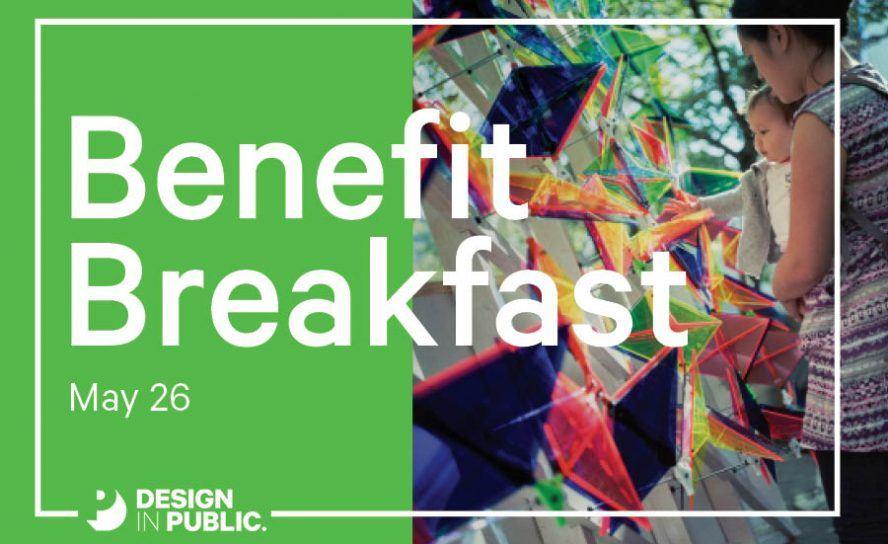 Benefit Breakfast May 26
